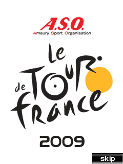 Download free mobile game: Le Tour de France 2009 - download free games for mobile phone