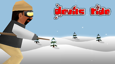 Download free mobile game: Devils Ride - download free games for mobile phone