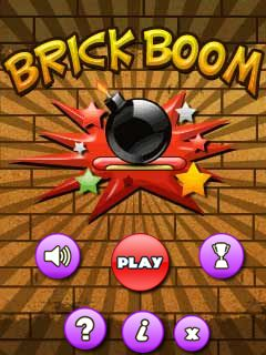 Download free mobile game: Brick Boom - download free games for mobile phone