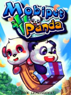 Download free mobile game: Mobipet Panda - download free games for mobile phone