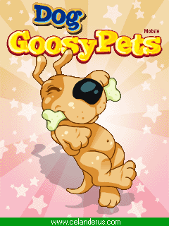 Download free mobile game: Goosy Pets: Dog - download free games for mobile phone