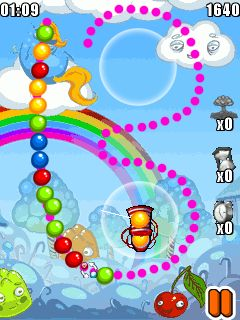 Mobile game Candy Popper - screenshots. Gameplay Candy Popper