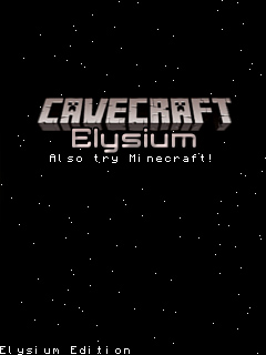Mobile game Cavecraft: Elysium edition - screenshots. Gameplay Cavecraft: Elysium edition