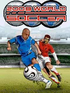 Download free mobile game: World Soccer 2008 - download free games for mobile phone