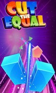 In addition to the  game for your phone, you can download Cut the Equal for free.