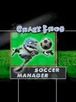 In addition to the  game for your phone, you can download Crazy Frog: Soccer Manager for free.