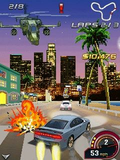 Mobile game Fast & Furious 6 - screenshots. Gameplay Fast & Furious 6