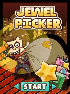 Mobile game Jewel Picker - screenshots. Gameplay Jewel Picker