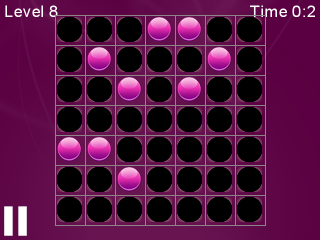 Mobile game Brain Logic - screenshots. Gameplay Brain Logic