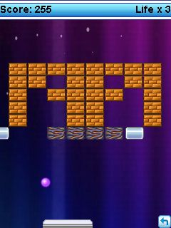Mobile game Crazy Ball - screenshots. Gameplay Crazy Ball