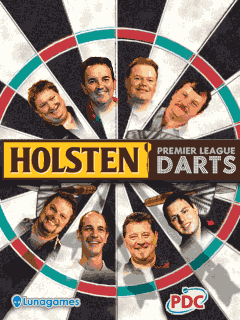 Download free mobile game: Holsten Premier League Darts - download free games for mobile phone