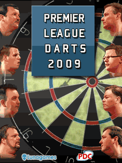 Download free mobile game: Premier League Darts 2009 - download free games for mobile phone