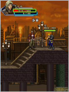 Mobile game Fist of Fury - screenshots. Gameplay Fist of Fury