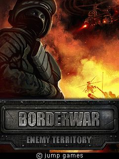 Download free mobile game: Border War: Enemy territory - download free games for mobile phone