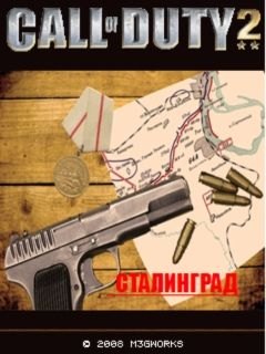 Download free mobile game: Call of Duty 2: Stalingrad - download free games for mobile phone