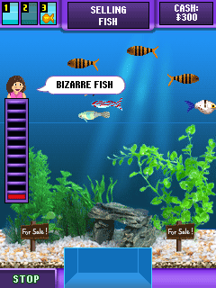 Mobile game Fish Tycoon - screenshots. Gameplay Fish Tycoon