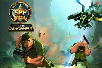 Download free mobile game: Secret Police Force DragonFly - download free games for mobile phone