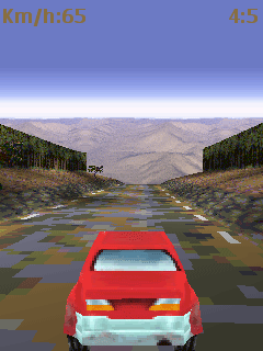 Mobile game Rally 3D - screenshots. Gameplay Rally 3D