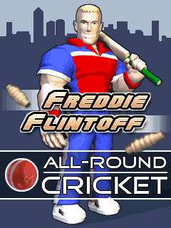 Download free mobile game: Freddie Flintoff: All-Round Cricket - download free games for mobile phone