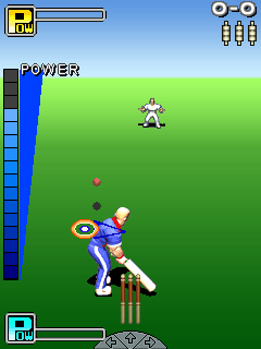Mobile game Freddie Flintoff: All-Round Cricket - screenshots. Gameplay Freddie Flintoff: All-Round Cricket