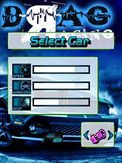 Mobile game Drag Racing - screenshots. Gameplay Drag Racing