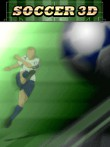 Download free Soccer 3D - java game for mobile phone. Download Soccer 3D