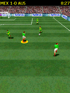 Mobile game Soccer 3D - screenshots. Gameplay Soccer 3D