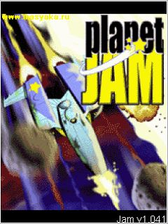 Download free mobile game: Planet Jam - download free games for mobile phone