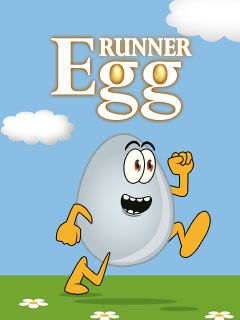 Download free mobile game: Runner Egg - download free games for mobile phone