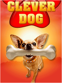 Download free mobile game: Clever dog - download free games for mobile phone