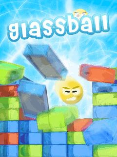 Download free mobile game: Glassball - download free games for mobile phone