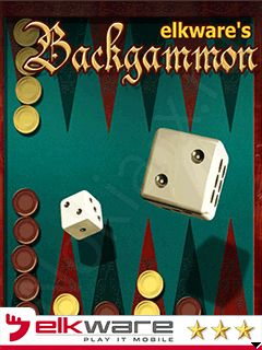 Mobile game Elkware's Backgammon - screenshots. Gameplay Elkware's Backgammon
