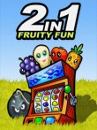 In addition to the free mobile game 2 in 1 Fruity Fun for 700 download other Nokia 700 games for free.