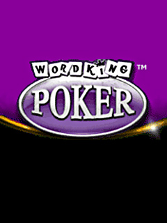Download free mobile game: Word King Poker - download free games for mobile phone