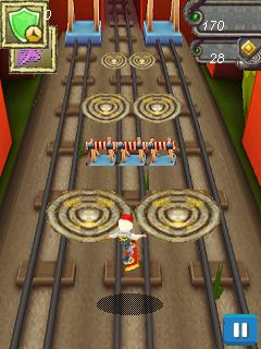 game Subway surfers: Rome - screenshots. Gameplay Subway surfers: Rome