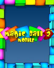 Download free mobile game: Magic ball 2: Mobile Edition - download free games for mobile phone