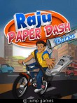 In addition to the free mobile game Raju paper dash deluxe for 5800 XpressMusic download other Nokia 5800 XpressMusic games for free.