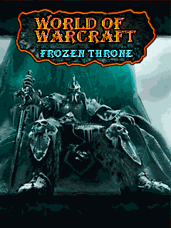 Mobile game World of Warcraft: Frozen throne - screenshots. Gameplay World of Warcraft: Frozen throne
