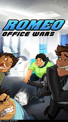 Download free mobile game: Romeo office wars - download free games for mobile phone