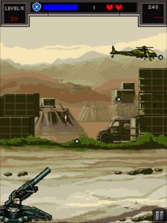 Mobile game Border war: Defence patrol - screenshots. Gameplay Border war: Defence patrol