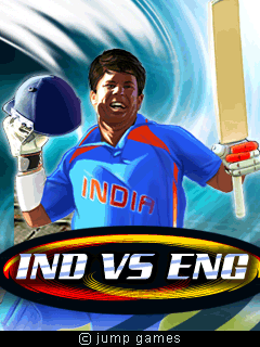 Download free mobile game: Cricket: India vs England - download free games for mobile phone
