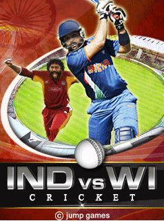Download free mobile game: Cricket: Ind vs Wi - download free games for mobile phone