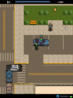 Mobile game Grand theft auto: Chinatown wars - screenshots. Gameplay Grand theft auto: Chinatown wars