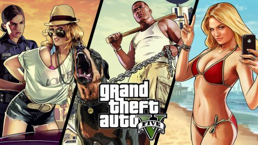 GTA 5 MOD - java game for mobile. GTA 5 MOD free download.