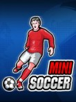 In addition to the free mobile game Mini soccer for Elm download other Sony-Ericsson Elm games for free.