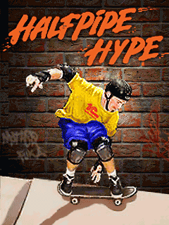 Download free mobile game: Halfpipe hype - download free games for mobile phone
