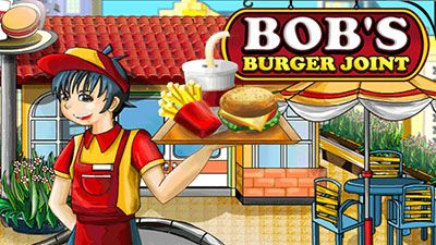 Download free mobile game: Bob's burger joint - download free games for mobile phone
