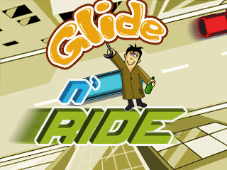 Download free mobile game: Glide'n'Ride - download free games for mobile phone