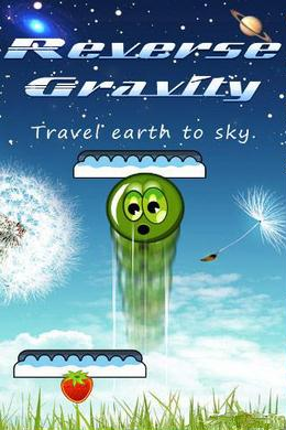 Download free mobile game: Reverse gravity - download free games for mobile phone