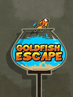 Download free mobile game: Goldfish escape - download free games for mobile phone